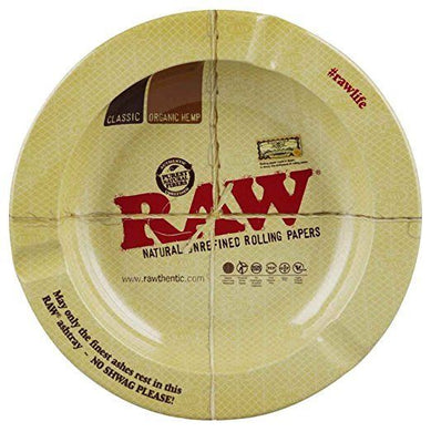 RAW Metal Ashtray - Zootalicious