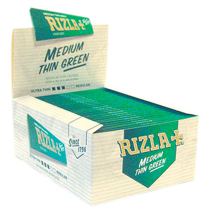 Rizla Green King Size Rolling Papers - Zootalicious