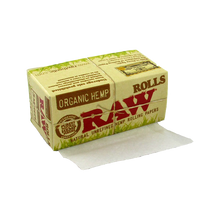 Load image into Gallery viewer, RAW Organic Hemp Rolls 5m Rolling Paper - Zootalicious