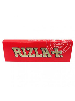 Rizla Red Regular Rolling Papers - Zootalicious