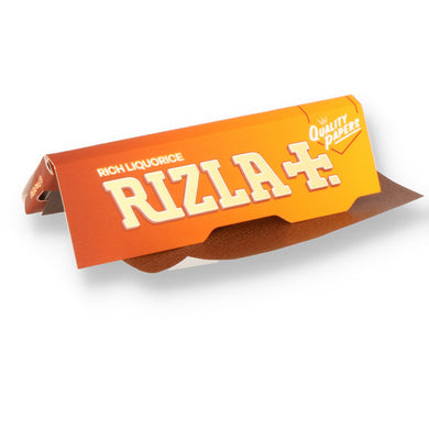 Rizla Liquorice Regular Rolling Papers - Zootalicious