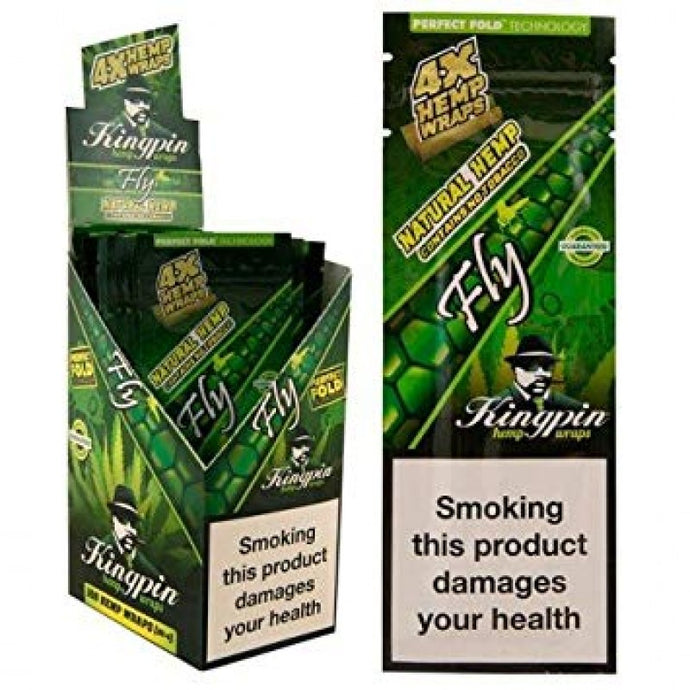 Kingpin - Fly Hemp Wraps - Zootalicious