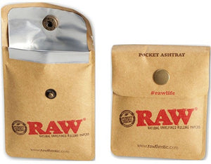 RAW Pocket Ashtray - Zootalicious