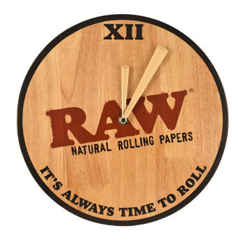 RAW Wall Clock - Zootalicious