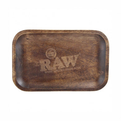RAW Wooden Rolling Tray - Zootalicious
