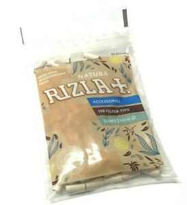 Rizla Natura Slim Filter Tips - Zootalicious