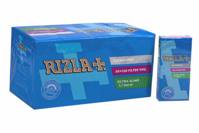 Rizla Ultra Slim Filter Tips - Zootalicious