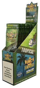 Juicy Jay's - Tropical Hemp Wraps - Zootalicious