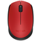 LOGITECH WIRELESS MOUSE M171 RED-K NO LANG