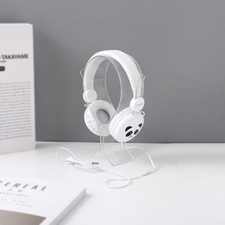 Simple Headphones - White