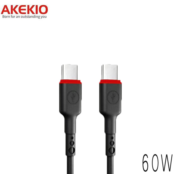 Akekio UC04 Type C Fast Chargong Data Cable For Type C Port Mobile