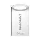 Transcend(JF710) Mini Metal Series USB 3.0 Pen Drive - 64GB