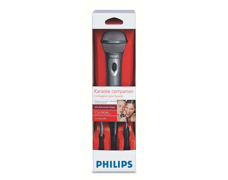 Philips Corded Microphone SBCMD150/01