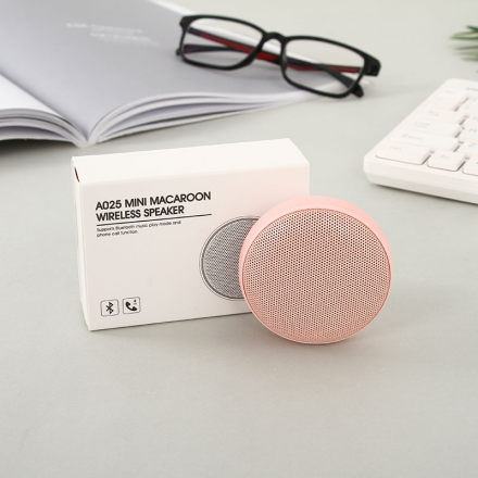 Mini Macaroon Wireless Speaker