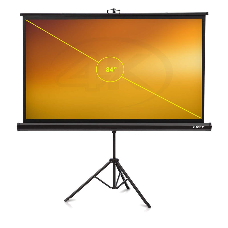 "xLab  Projector Screen - Tripod  Stand (84"" 4:3) XPSTS-84"