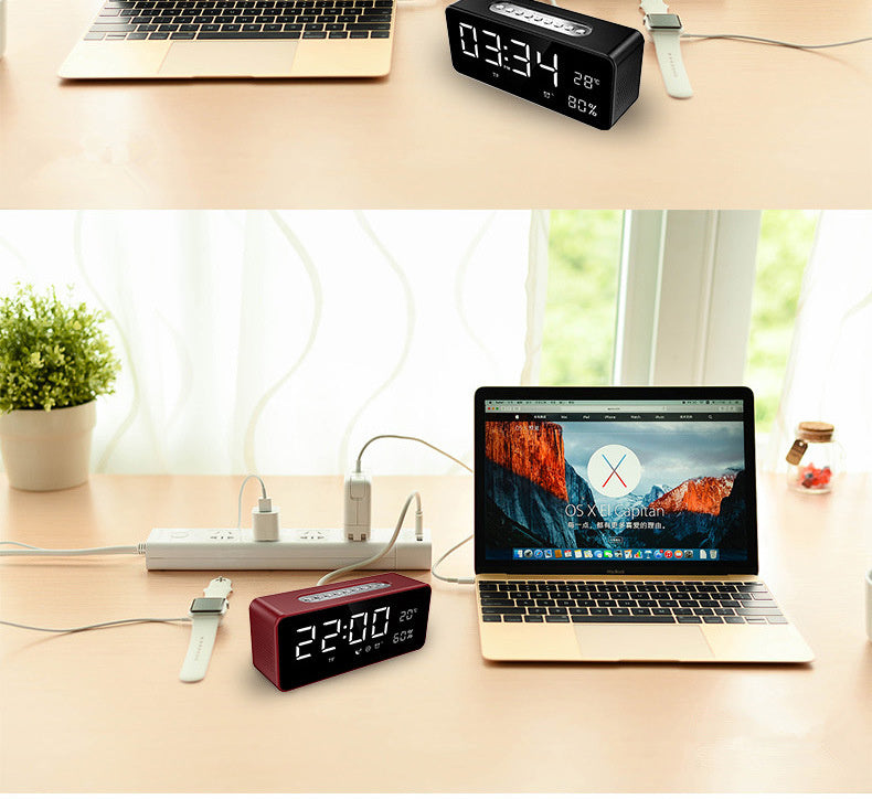 SARDINE A10 Multifunctional Music Playback Bluetooth Speaker