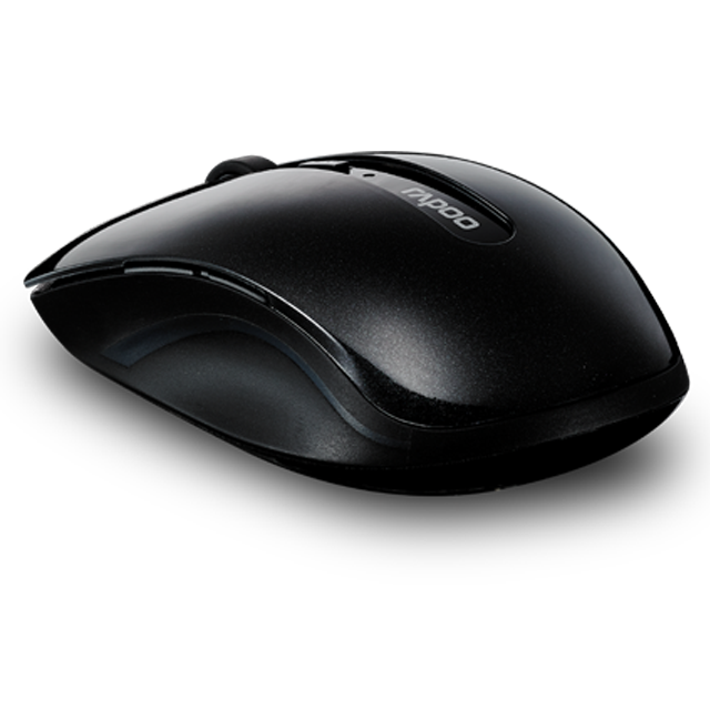 Rapoo 7200M Silent Multi Mode Wireless Mouse