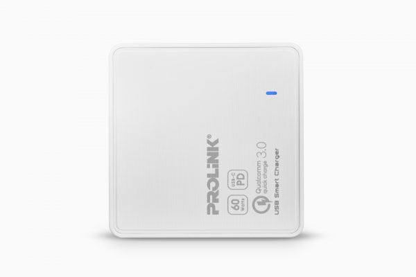 Prolink 5-Port USB Charger with IntelliSense 60W - PDC56001