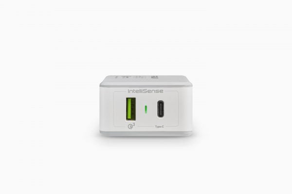 Prolink 2-Port USB Travel Charger with type-C 33W - PTC23301