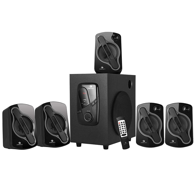 Zebronics 5.1 Multimedia Speaker with Bluetooth ZEB-BT6990RUCF