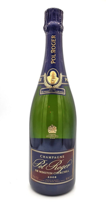 Pol Roger - Cuvee Sir Winston Churchill 2008