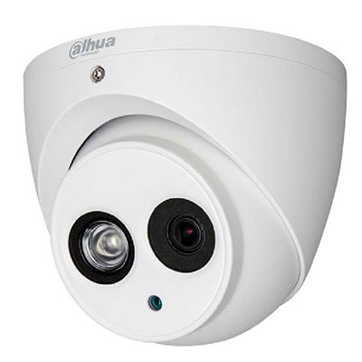 Dahua (DH-HAC-HDW1200EMP-A) 2MP HDCVI IR Eyeball Camera