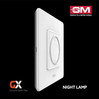 GM Pop-Up Night Lamp (GX10)
