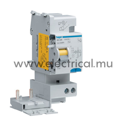 Differential Block / Bloc différentiel 2P