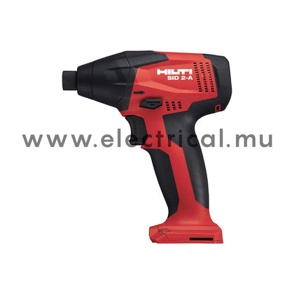 Impact Cordless Driver (SID2A)