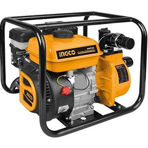 Ingco Gasoline Water Pump (GWP302) - 7.0HP