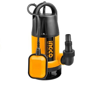 Ingco Submersible Sewage Water Pump (SPD7501) - 1.0HP