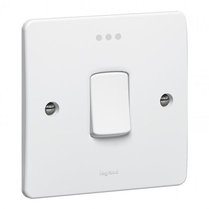 Legrand Synergy Double Pole Switch - 20A | 45A