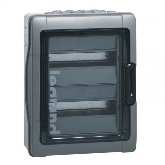 Legrand Plexo3 - Weatherproof Distribution Cabinets - From 4 to 24 Modules