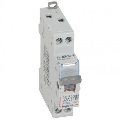 Legrand Isolators DX³ 2P - 32A | 40A | 63A | 100A