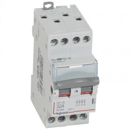 Legrand Isolators DX³ 4P - 32A | 40A | 63A | 100A | 125A