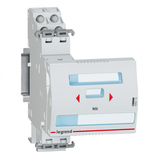 Legrand Manual Supply Invertor (MSI) Compatible with DX3 and DNX ranges