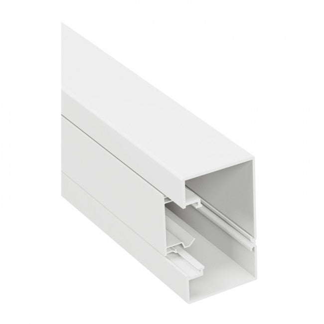 Legrand Rigid Cover DLP-S Snap-on Trunking 85x50mm - 45mm Cover