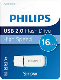 Philips - USB Key 16GB USB 2.0