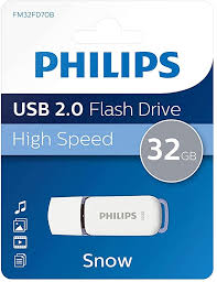 Philips - USB Key 32GB USB 2.0