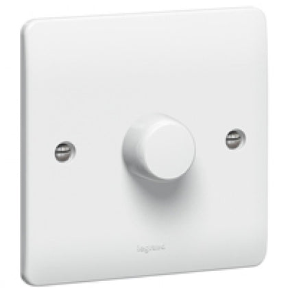 Legrand Synergy  Push ON/OFF Rotary Dimmer - 1000 W 100-240 V/50-60 Hz