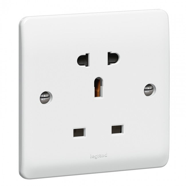Legrand Synergy Combined BS / Euro / US -13 A