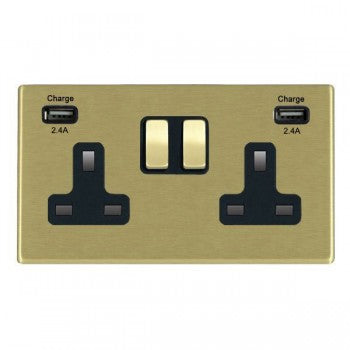 Hartland CFX USB Power Sockets