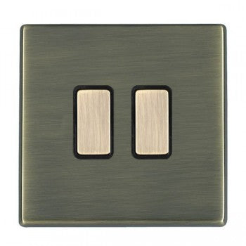 Hartland CFX Resistive/Inductive Trailing Edge Touch Master Multi Way Dimmers