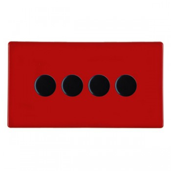 Hartland CFX Colours LED Trailing/Leading Edge Push On/Off Rotary Multi Way Dimmers