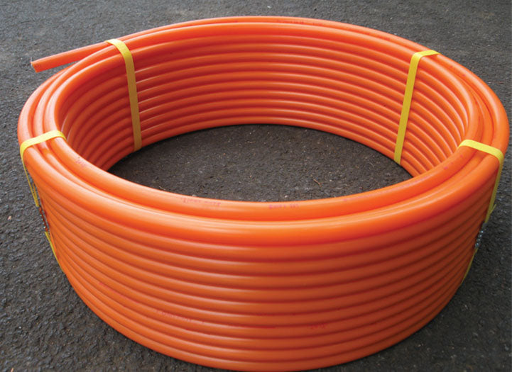 Polyconduit PE Conduit Plain Ended Pipes - ISORANGE 50M