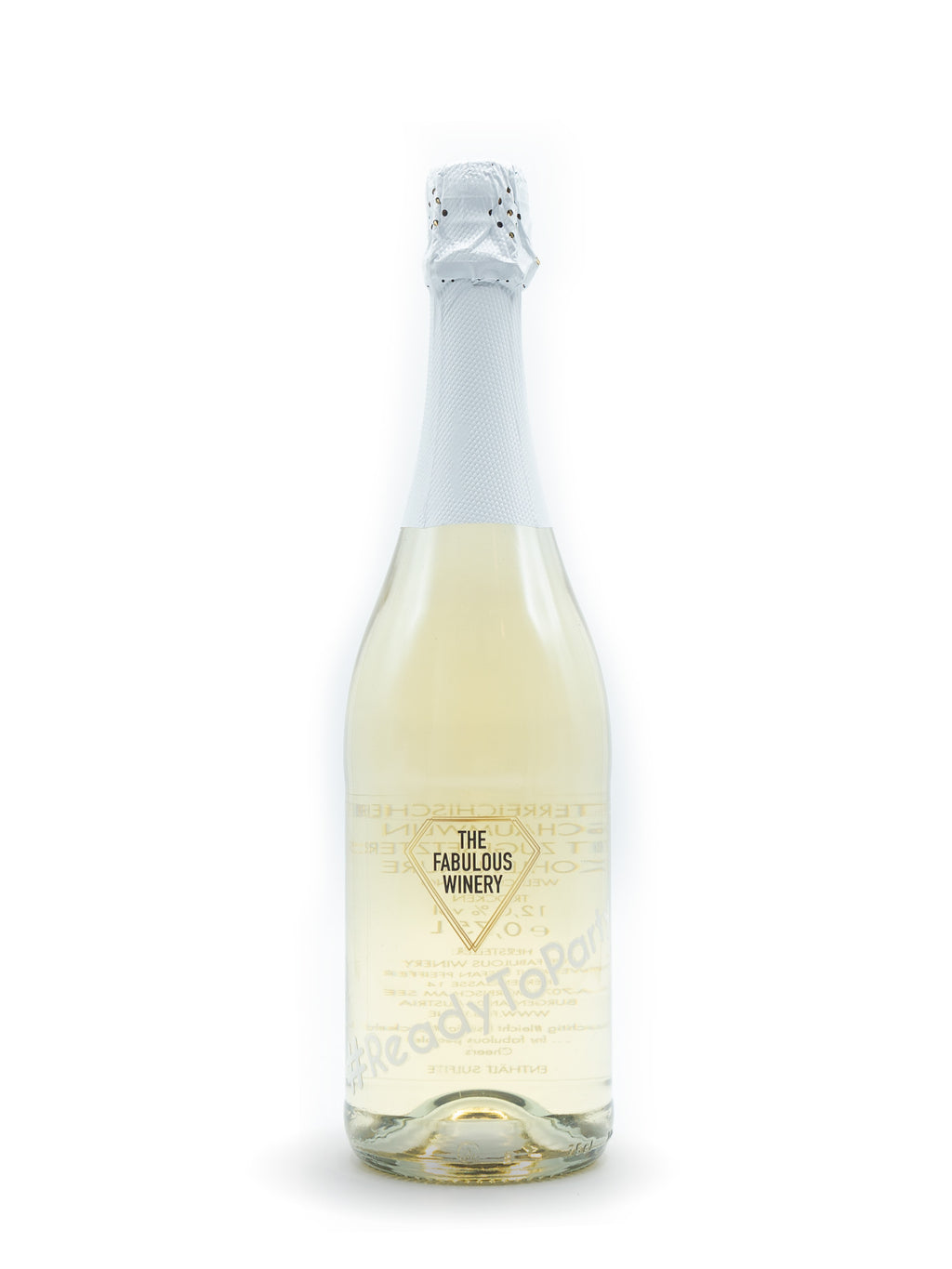 Frizzante Welschriesling Brut - THE FABULOUS WINERY