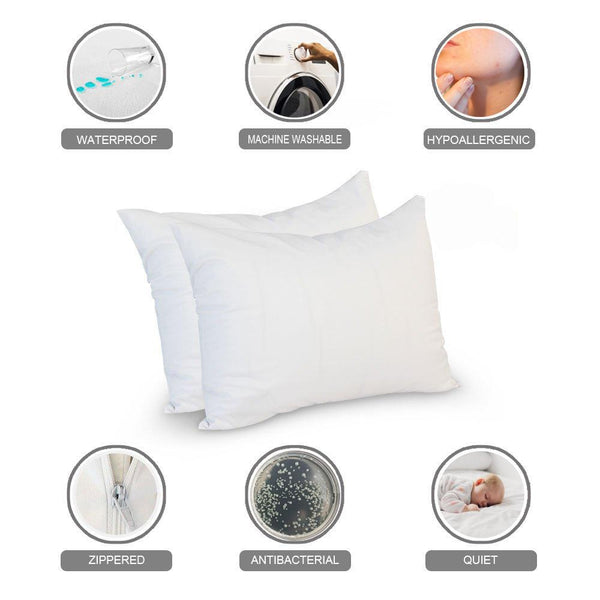 Waterproof Pillow Protectors - Extras