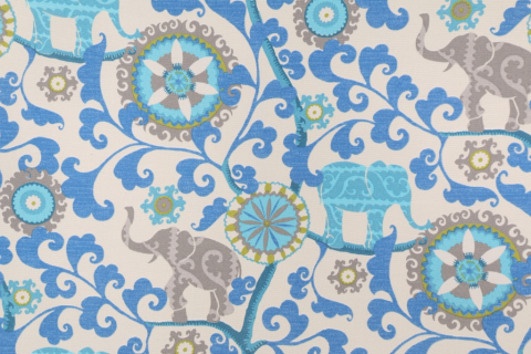 Duvet Cover - Elephant Menagerie