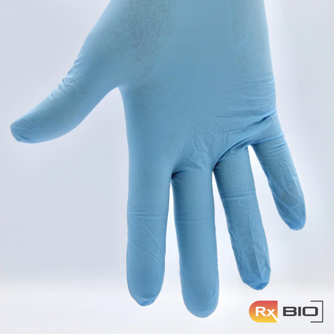 Medical Grade Nitrile Gloves (90 or 100 units per box) PRE-ORDER