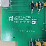 Applied Materials 0190-02748 Semiconductor Board Card - Rockss Automation
